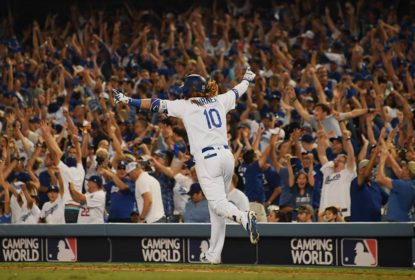 Em aniversário de walk-off HR histórico dos Dodgers, Justin Turner repete feito na NLCS - The Playoffs