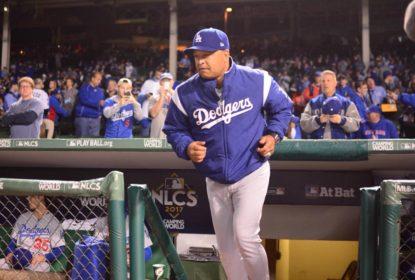 Dave Roberts: Jogadores dos Dodgers não darão mais entrevistas durante partidas - The Playoffs