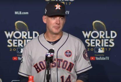 Manager dos Astros critica Angels após Marisnick ser atingido por arremesso - The Playoffs
