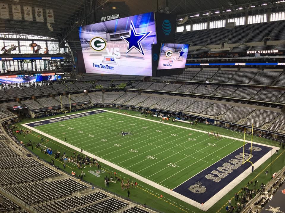 Dallas será sede do Draft 2018 da NFL - The Playoffs