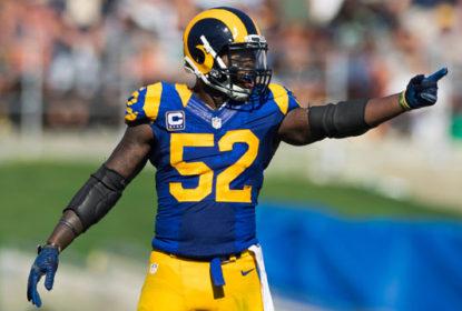 Alec Ogletree assina extensão de contrato para mais 4 anos com Los Angeles Rams - The Playoffs