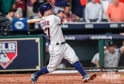 Altuve pode voltar a jogar pelos Astros nesta quarta-feira - The Playoffs