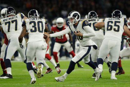 Los Angeles Rams atropela Arizona Cardinals em mais um jogo em Londres - The Playoffs