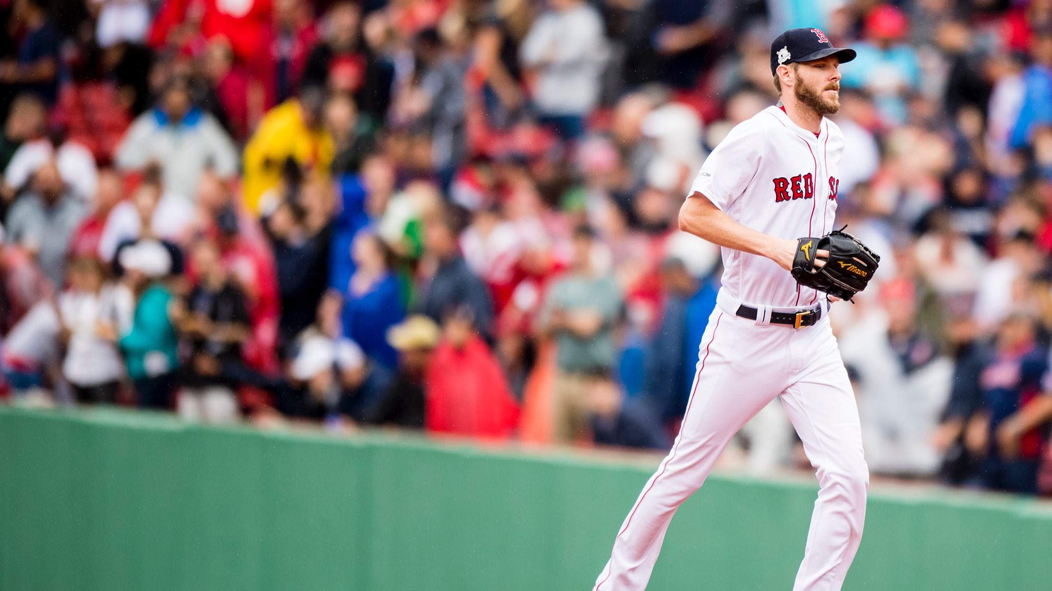Chris Sale deixa hospital após crise estomacal - The Playoffs