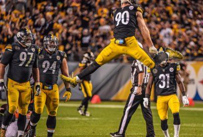 Pittsburgh Steelers derrota Cincinnati Bengals e assume liderança de divisão - The Playoffs