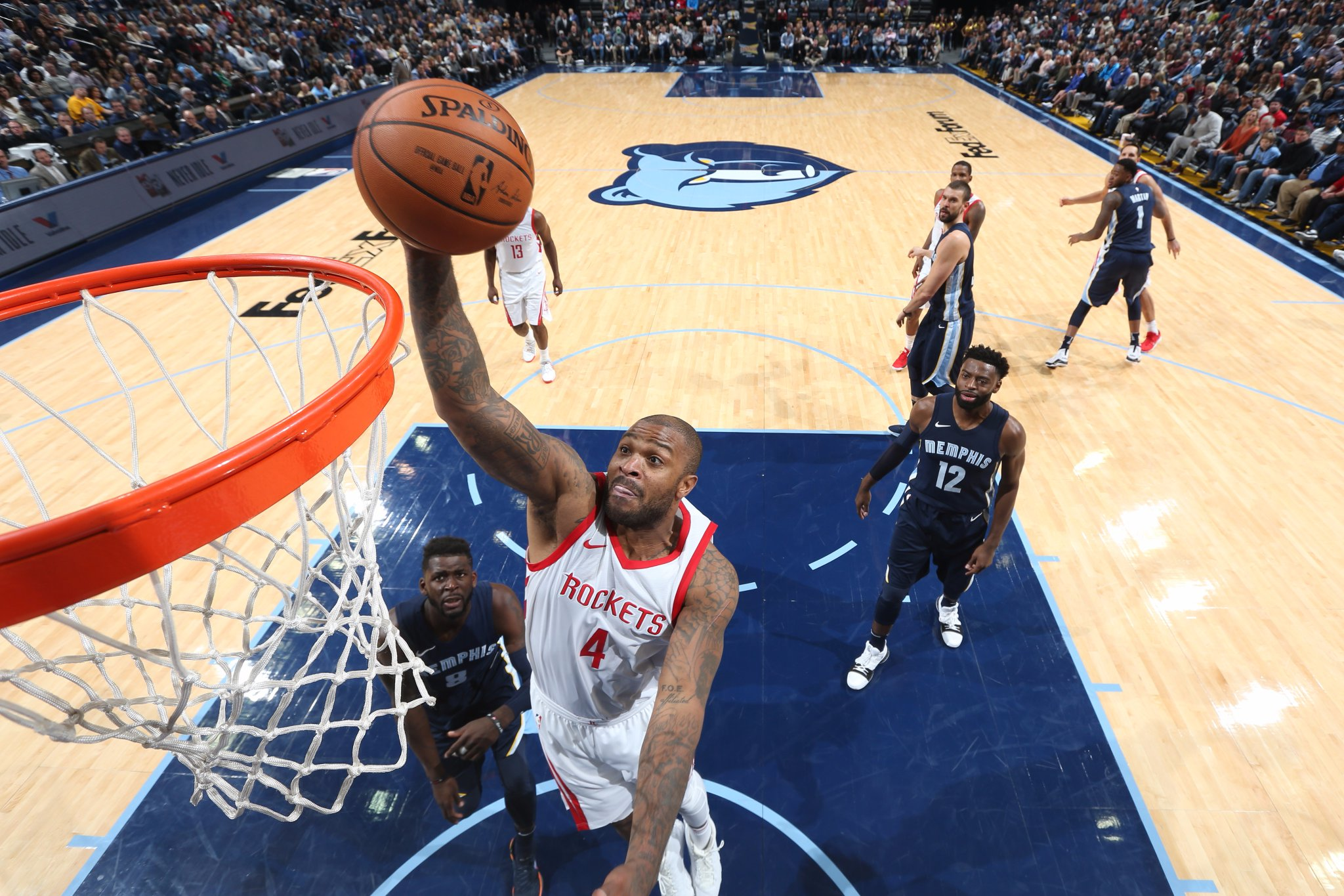 Houston Rockets - PJ Tucker