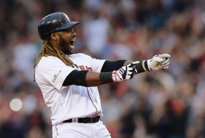 Red Sox vencem Astros com show de Ramirez e Devers e evitam varrida - The Playoffs