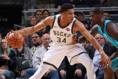 Milwaukee Bucks bate Charlotte Hornets com mais uma noite inspirada de Antetokounmpo - The Playoffs