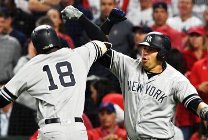 Gregorius consegue dois HRs e Yankees completam virada sobre Indians - The Playoffs