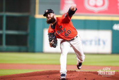 Keuchel está disposto a raspar a barba caso assine com os Yankees - The Playoffs