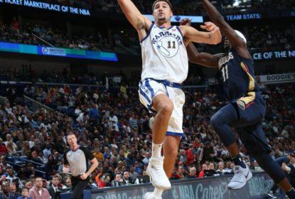 Warriors vencem Pelicans para superar derrota da estreia - The Playoffs