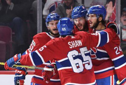 Montreal Canadiens goleia Ottawa Senators e vence por 9-2 - The Playoffs