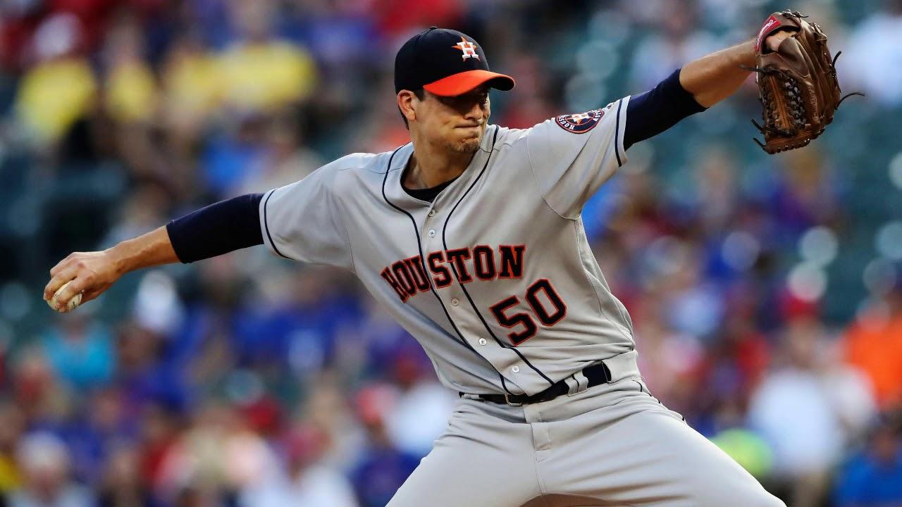 Charlie Morton será o titular dos Astros no jogo 7 contra os Yankees