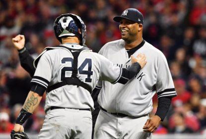 Para Sabathia, Sanchez é melhor rebatedor do New York Yankees - The Playoffs