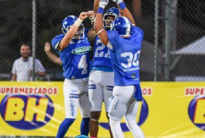 Sada Cruzeiro se consagra campeão do Sudeste pela BFA - The Playoffs