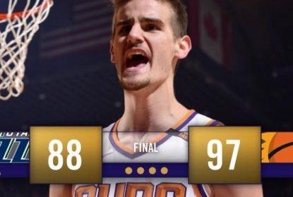 Phoenix Suns vence Utah Jazz e segue invicto com técnico interino - The Playoffs
