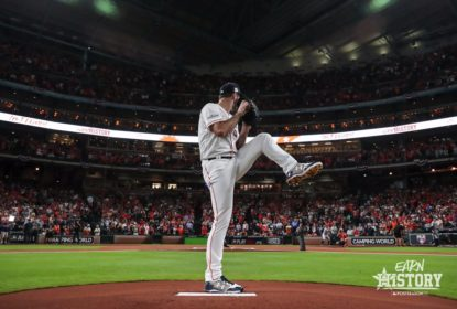 Justin Verlander: 'Liga Americana será do Houston Astros' - The Playoffs