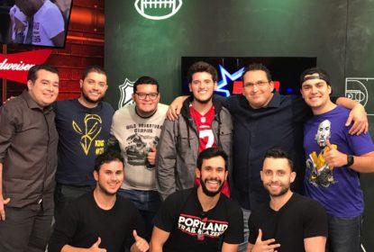 Equipe The Playoffs participa do ESPN League nesta segunda-feira - The Playoffs