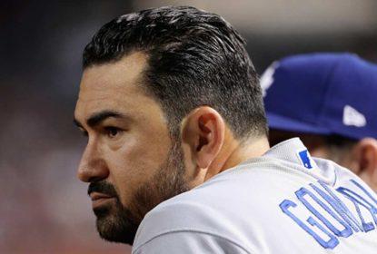 New York Mets dispensa primeira base Adrian González - The Playoffs