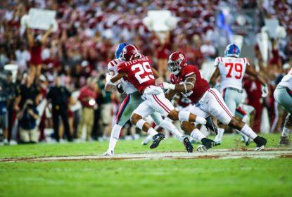 Alabama derrota algoz Ole Miss com facilidade - The Playoffs