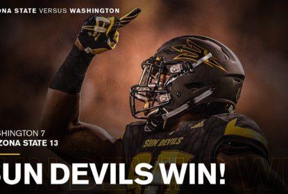 Arizona State derrota Washington com boa atuação defensiva - The Playoffs