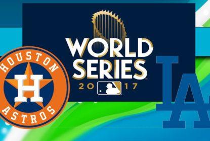 [PRÉVIA] MLB World Series 2017: Dodgers x Astros - The Playoffs