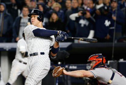 Em grande noite de Aaron Judge, Yankees vencem jogo 3 contra Astros - The Playoffs