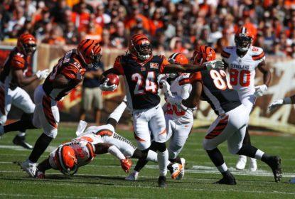 Cincinnati Bengals massacra Cleveland Browns e alcança primeira vitória - The Playoffs