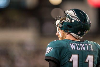 Carson Wentz tem fratura nas costas confirmada e deve perder resto da temporada - The Playoffs
