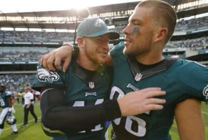 Zach Ertz é liberado do protocolo de concussão e pode retornar aos Eagles - The Playoffs