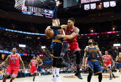 Em estreia de LeBron James na pré-temporada, Bulls vencem Cavs fora de casa - The Playoffs