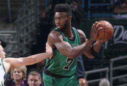 """Boston Celtics vence Milwaukee Bucks no jogo """"retorno à Mecca"""" - The Playoffs"""