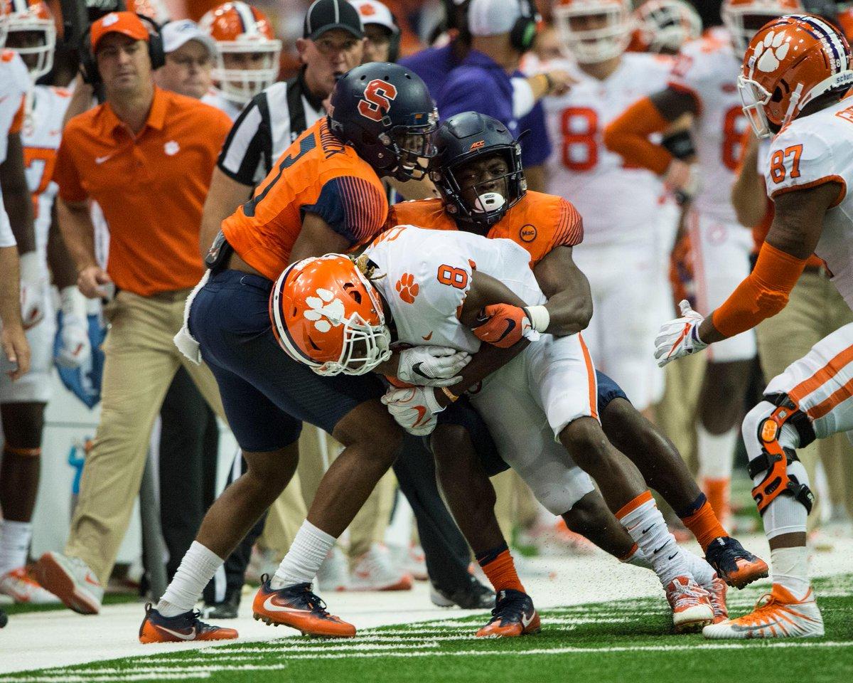 Syracuse tentará derrubar top 10 Miami na semana 8 do college football