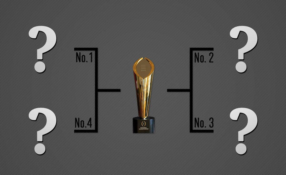 Semana 7 terá duelos fundamentais na definição dos playoffs do college fottball da NCAA