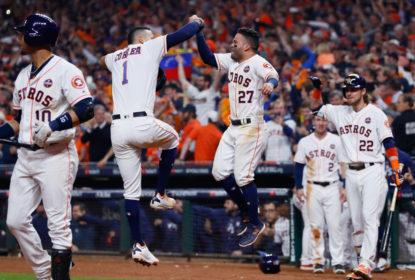 Jogadores do Houston Astros podem não comparecer em visita oficial à Casa Branca - The Playoffs