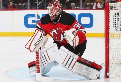 Cory Schneider é colocado na lista de dispensa do New Jersey Devils - The Playoffs
