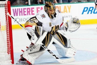 Marc-Andre Fleury quer encerrar carreira com os Golden Knights - The Playoffs