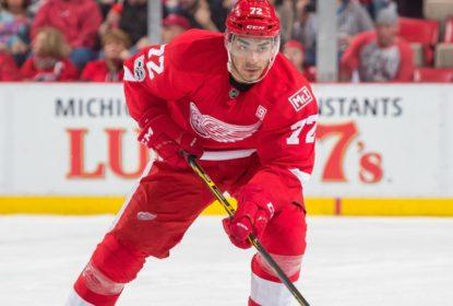 Andreas Athanasiou renova com Detroit Red Wings por um ano - The Playoffs