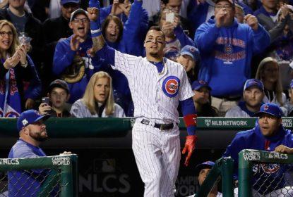 O segredo da eficiência do ataque dos Cubs é chegar em base - The Playoffs