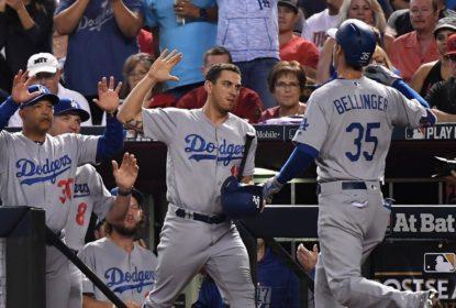 No Arizona, Dodgers vencem e conseguem varrida contra Diamondbacks - The Playoffs