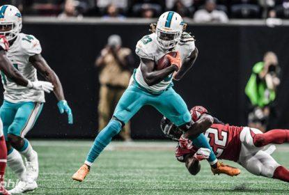 Dolphins conseguem virada improvável e vencem Falcons fora de casa - The Playoffs