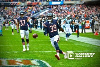 Bears colocam Eddie Jackson na lista de prevenção à COVID - The Playoffs