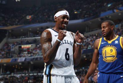 Com expulsões de Curry e Durant e boa atuação de Marc Gasol, Grizzlies vencem Warriors - The Playoffs