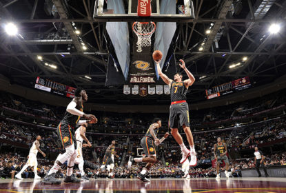Sem Isaiah Thomas e LeBron James, Cleveland Cavaliers cai para Atlanta Hawks - The Playoffs