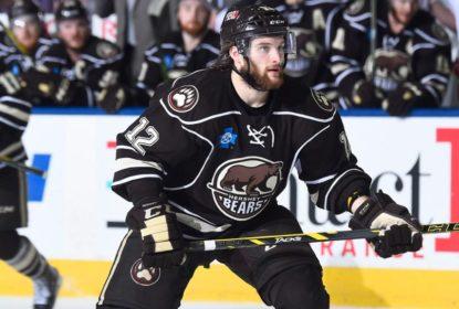Nathan Walker deve se tornar primeiro australiano a jogar pela NHL - The Playoffs