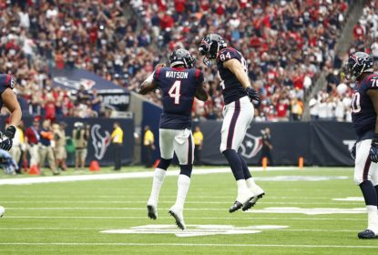 Com show de Deshaun Watson, Houston Texans atropela Tennessee Titans por 57 a 14 - The Playoffs