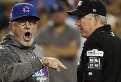 Theo Epstein confirma que Joe Maddon fica nos Cubs em 2019 - The Playoffs