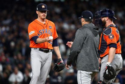 Ken Giles afirma não guardar boas lembranças de quando jogava pelos Astros - The Playoffs