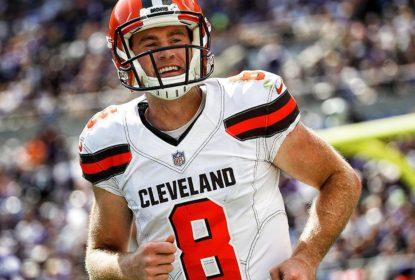 Cleveland Browns confirma Kevin Hogan como titular no lugar de DeShone Kizer - The Playoffs