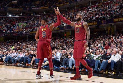 LeBron lidera e Cavaliers derrotam Bulls em casa - The Playoffs